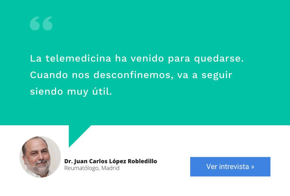 ES LG - Robledillo Testimonial Telemedicina